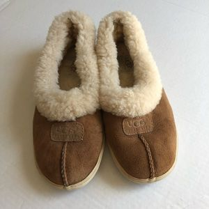 [Ugg] Sheepskin Slippers